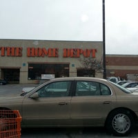 Photo taken at The Home Depot by Janash Gewan R. on 1/25/2013