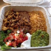 Photo taken at La Burrita by Andy H. on 9/30/2014