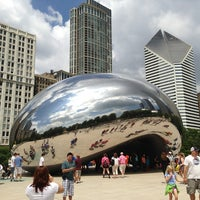 Photo prise au Millennium Park par Andy H. le6/16/2013