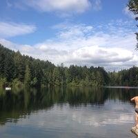 Photo taken at Durrance Lake by Oscar B. on 7/17/2016