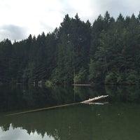 Photo taken at Durrance Lake by Oscar B. on 8/9/2015