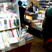 Photo taken at Books Kinokuniya by Amm l. on 10/19/2016