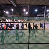 Photo taken at Pusat Sukan UiTM by Amm l. on 3/28/2013