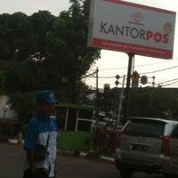 Photo taken at Kantor Pos Jakarta Timur 13000 by Asf G. on 7/29/2013
