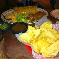 Photo taken at Teotihuacan Mexican Cafe by JULES🎂 on 4/3/2013