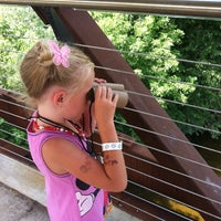 Photo taken at Urban Ecology Center Menomonee Valley Branch by Mindy O. on 7/22/2014