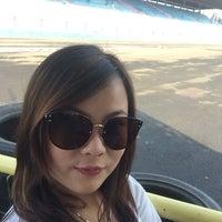 Photo taken at Sentul International Circuit by Reree R. on 3/5/2017