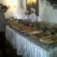 Photo taken at José Antonio Restaurante by Patricio M. on 10/19/2012