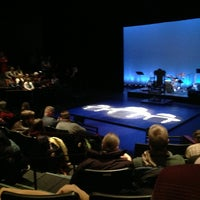 Photo taken at ACT Theatre by Chris B. on 12/21/2012