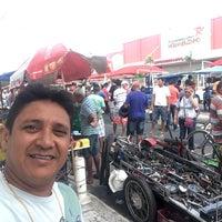 Photo taken at Moranguinho Supermercados Conceito by Lgmotos P. on 11/26/2017