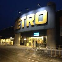 Photo taken at Metro Cash & Carry by Иван Ч. on 1/15/2013