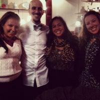 Photo taken at Belle Diner by Allison P. on 11/14/2013