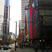 Photo taken at Regal Cinemas Meridian 16 by Tim B. on 12/31/2012