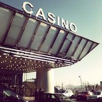 Photo taken at Croisette Casino by Dmitry C. on 6/23/2013