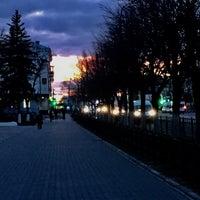 Photo taken at Остановка «ул. Фрунзе» by LPH on 4/19/2017