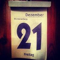 Photo taken at Gasthaus zur Sonne by Alexandra P. on 12/21/2012