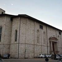 Photo taken at San Pietro Martire by Pietro V. on 1/4/2014