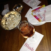 Photo taken at Blush by Cemile on 9/18/2013