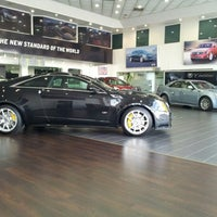 Photo taken at Aljomaih GMC-Chevrolet-Cadillac by moh98 on 12/31/2012