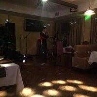 Photo taken at Ресторан Каре by Mar🌺 on 10/25/2014