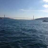 Photo taken at Bosphorus by Rıdvan Sebile D. on 6/9/2013
