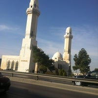 Photo taken at Masjid Abu 'Aisha by Waleed M. on 2/28/2013