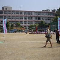 Photo taken at 浜松市立富塚小学校 by 4XMD m. on 5/31/2014