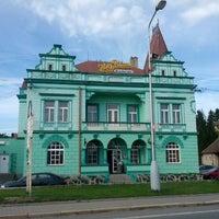 Photo taken at Restaurace U Zaby by Vladimír Š. on 9/28/2012