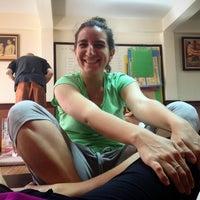 Photo taken at ITM - International Training Massage School by Lívia Aguiar on 10/7/2015