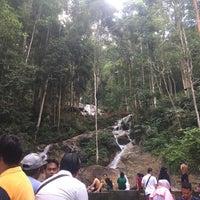 Photo taken at Kanching Waterfall by Fuzy W. on 8/6/2017