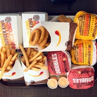 Photo taken at Burger King by Fayad A. on 4/27/2018