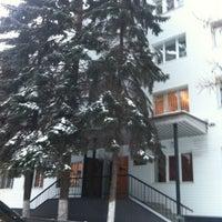 Photo taken at УВД Кировского района, Екатеринбург by Ольга on 12/1/2012