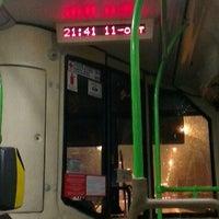 Photo taken at Автобус №237 by Dimka on 2/10/2013
