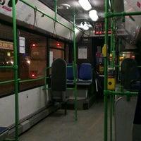 Photo taken at Автобус №237 by Dimka on 3/11/2013