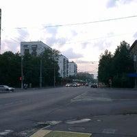 Photo taken at Остановка «Федеративный проспект» by Dimka on 8/2/2013