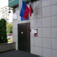 Photo taken at Управа района Ивановское by Dimka on 9/8/2013