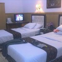 Photo taken at Hotel Anggraeni by Aya M. on 1/16/2013