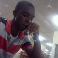 Photo taken at Library Uni. Of Cape Coast by Kojo G. on 11/29/2013