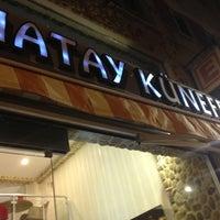 10/17/2012 tarihinde Turan O.ziyaretçi tarafından Kral Hatay Künefe'de çekilen fotoğraf