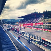Photo prise au Circuit de Spa-Francorchamps par Carlos P. le8/25/2013