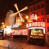 Photo taken at Moulin Rouge by Olga on 11/28/2012