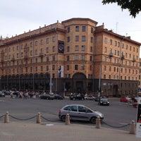 Снимок сделан в Площадь Свободы пользователем Olga 5/28/2013