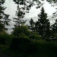 Photo taken at Chuckanut Drive by Dianne B. on 5/11/2014