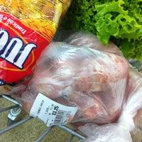 Photo taken at Bom Dia Supermercado by Paulo B. on 9/13/2013