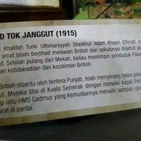 Photo taken at Muzium Kelantan by イス ディン ™. on 9/19/2016