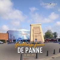 Photo taken at Plopsaland De Panne by Philippe G. on 7/10/2013