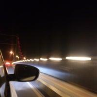 รูปภาพถ่ายที่ Sur Fort Bridge โดย adn เมื่อ 8/11/2013