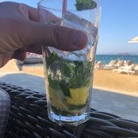 9/18/2018 tarihinde Koray Ç.ziyaretçi tarafından Vogue Hotel Beach Bar'de çekilen fotoğraf