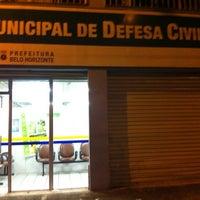 Photo taken at Defesa Civil de Belo Horizonte by Marlo M. on 10/13/2013