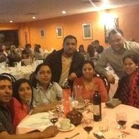 Photo taken at Sagarmatha Nepali Restaurant by Deepak B. on 10/4/2012